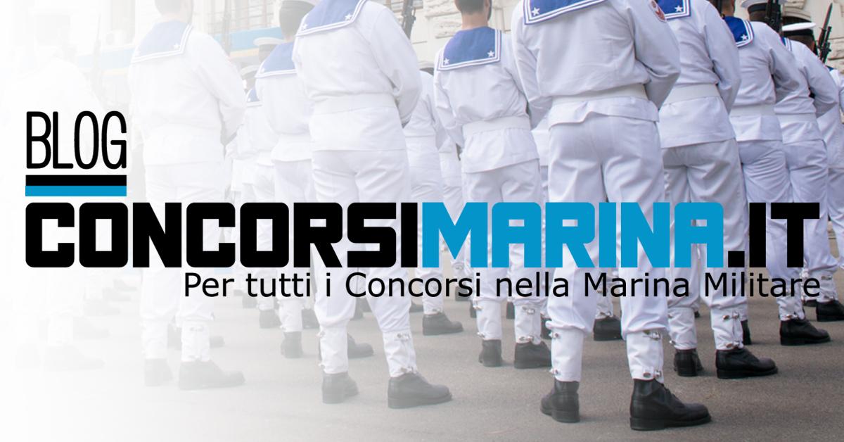 Concorsi Marina Militare