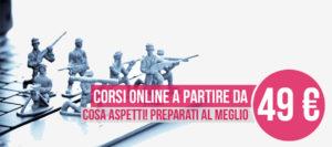 Corsi di Preparazione Online Concorsi Marina