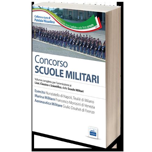 Libro Concorso Scuole Militari Marina