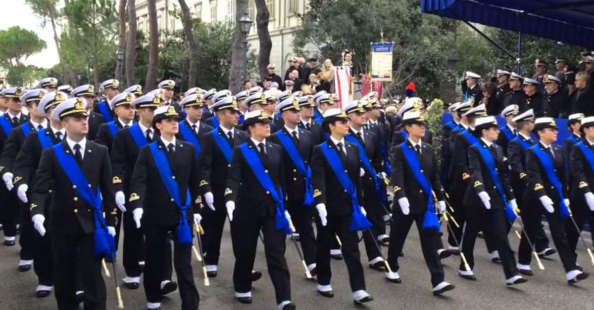 Concorso 86 AUFP Marina Militare 2017 – Bando