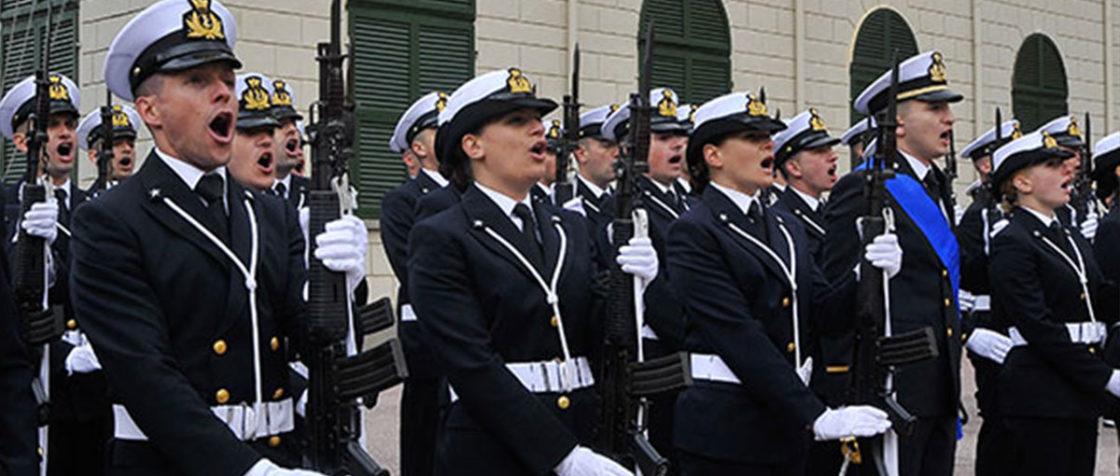 Concorso 34 Allievi Marescialli della Marina Militare 2017