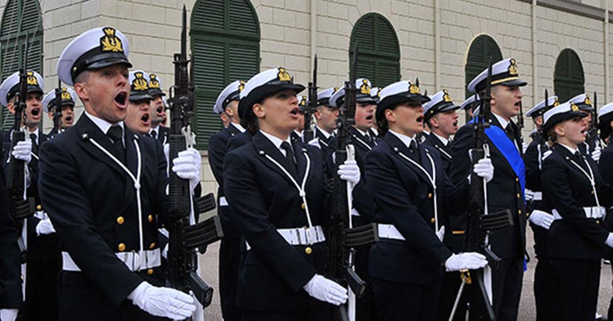 Concorso 34 Allievi Marescialli della Marina Militare 2017 – Bando