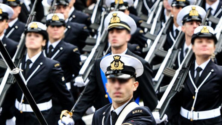 Concorso 98 AUFP Marina Militare 2018