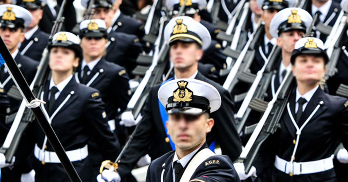 Concorso 98 AUFP Marina Militare 2018 – Bando