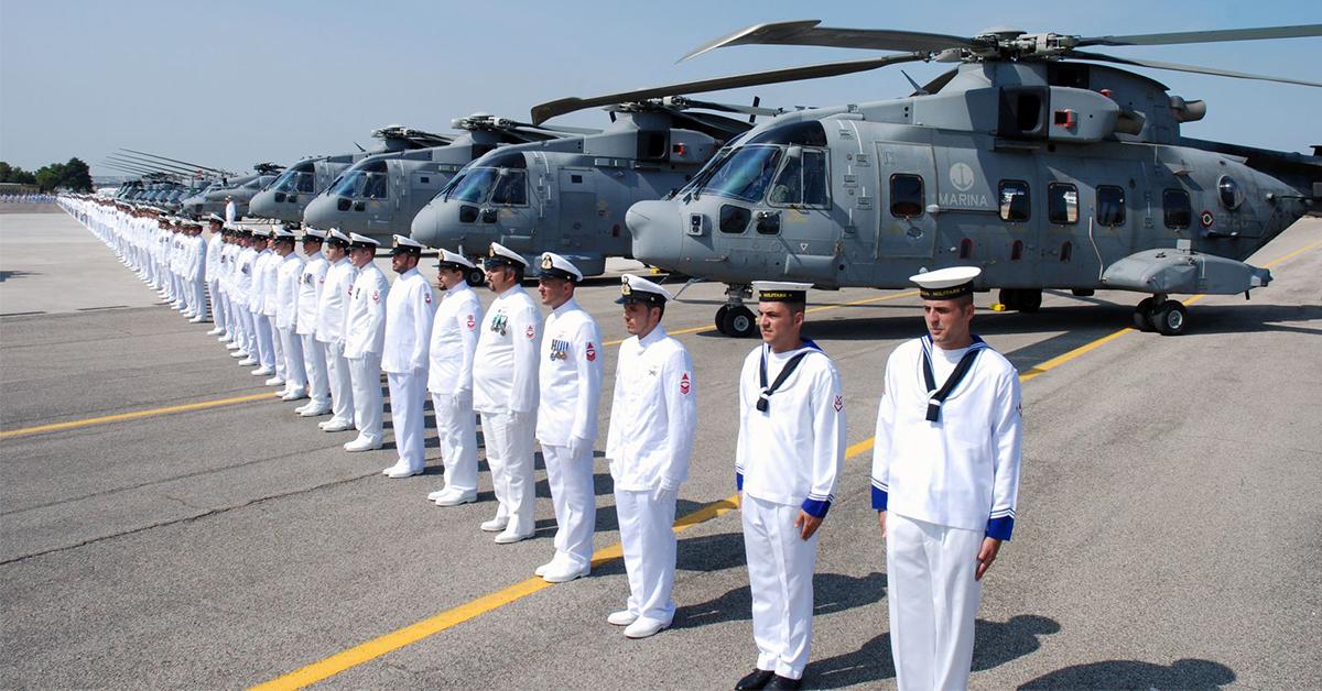 Concorso 14 AUPC Marina Militare 2018 - Bando