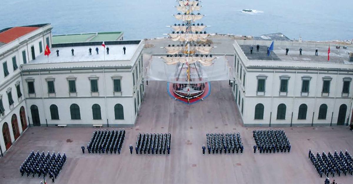 Accademia Marina Militare: come entrare nell'Accademia Navale