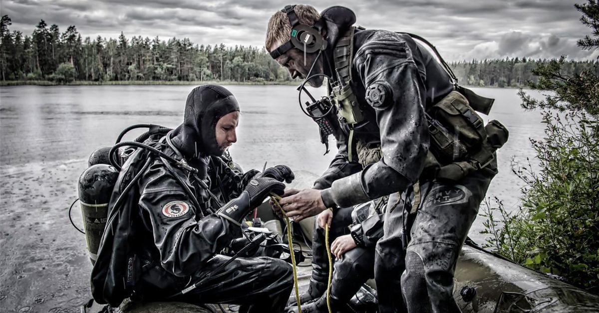 Come diventare Palombaro della Marina Militare: ecco come entrare nel reparto Palombari