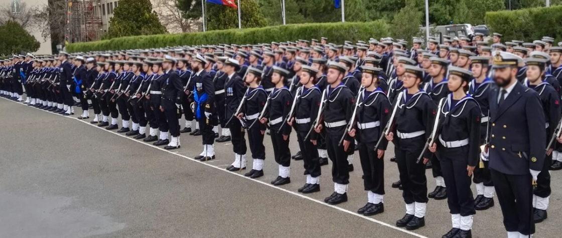 Concorso Interno 142 Allievi Marescialli Marina Militare 2018