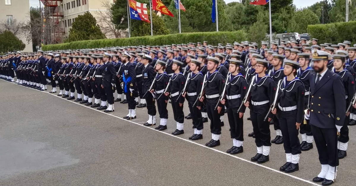 Concorso Interno 142 Allievi Marescialli Marina Militare 2018 - Bando