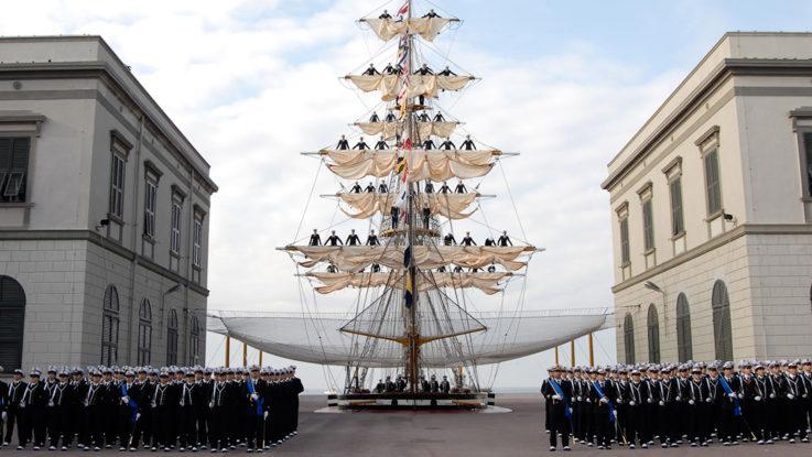 Concorso 110 Allievi Ufficiali Accademia Marina 2019
