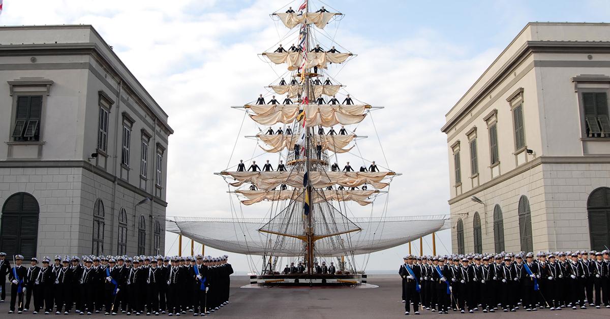 Concorso 110 Allievi Ufficiali Accademia Marina 2019 - Bando