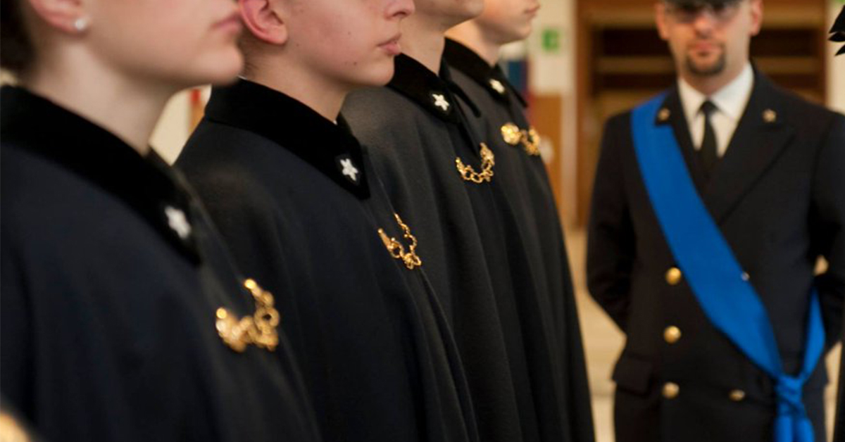 Concorso 72 posti Scuola Militare Marina 2020 - Bando