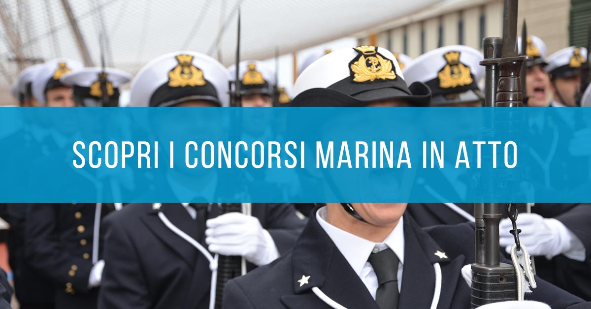Concorsi Marina in Atto