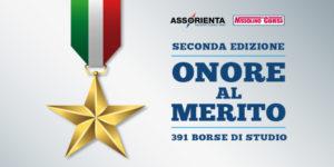 Concorso Onore al Merito 2020: vinci una borsa di studio e preparati ai Concorsi in Marina